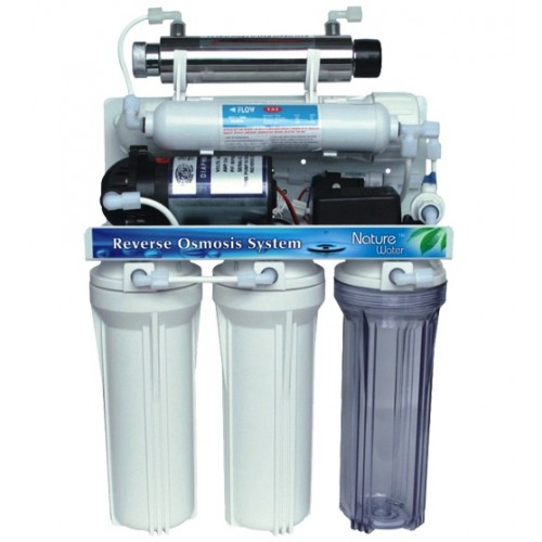 Water Purifier RO UV UF Open Type 7 stage