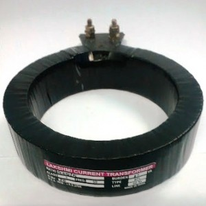 Lakshmi Current Transformer Tape Insulated Ring type 600/5 75mm