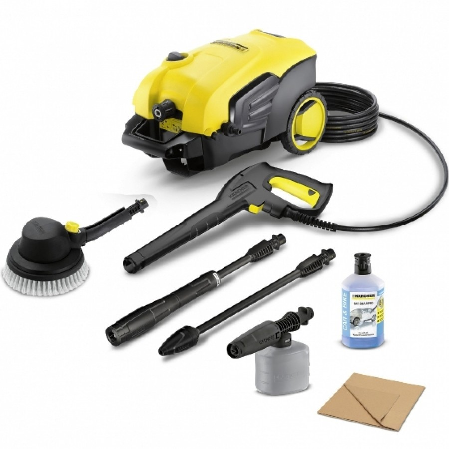 karcher k5 compact car washer 145bar 2100w. Black Bedroom Furniture Sets. Home Design Ideas