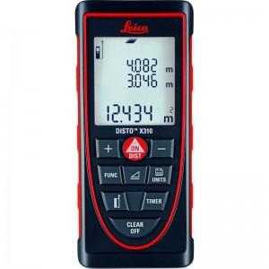 Leica DISTO X310 Laser Distance Measurer IP65 120m
