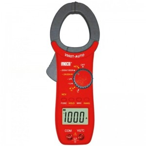 Meco 2502T-Auto Digital Clampmeter