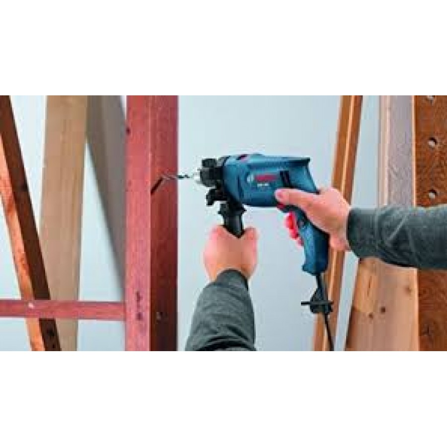 how to use bosch gsb 10 re drill
