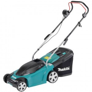 Makita ELM3711 Electric Lawn Mower 1300w 37cm 35L