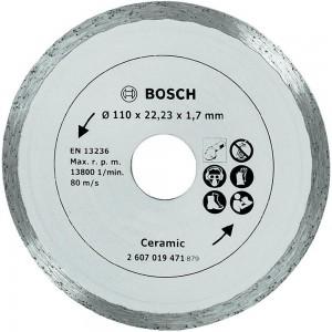 Bosch diamond cutting wheel 110 mm