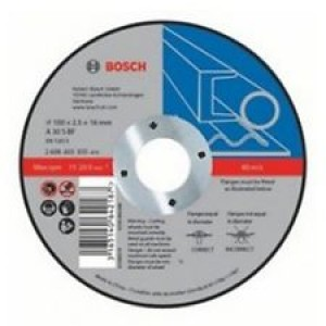 Bosch 5inch Metal Cut-off Wheel 125x22.2x3mm *25pcs