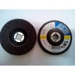 Bosch Flap Disc 100mm 120grit*10pcs