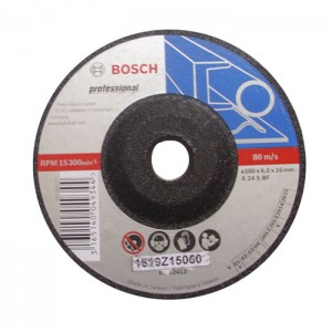 Bosch 4inch INOX Cut-off Disc for stainless Steel *25pcs