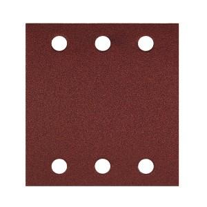 Bosch Velcro Sanding Sheets 115x107mm,120grit*10pcs