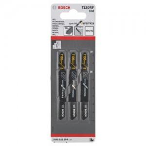 Bosch T130RF Jigsaw blades For Ceramica*3pcs