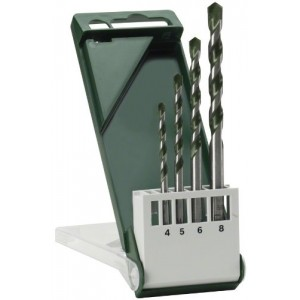 Bosch 4pcs Multipurpose Drill Bit Set