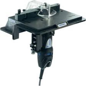 Dremel 231 Shaper / Router Table attachment