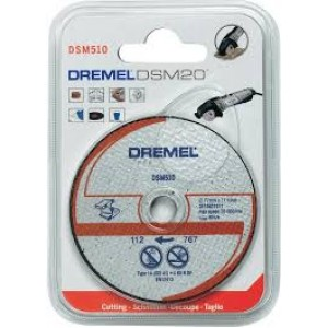 Dremel DSM510 Saw Max Metal Cutting Wheel