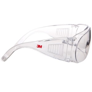 3M 1611 IN Tour-Guard Safety Goggles