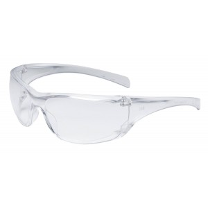 3M Virtua Goggles, 11850 safety glass with celar hardcoat lens