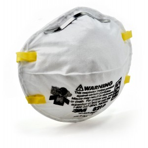 3M 8210 N95 Particulate Respirator*3pcs