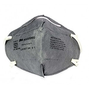 3M 9000ING Dust Moist Respirator*10pcs pack