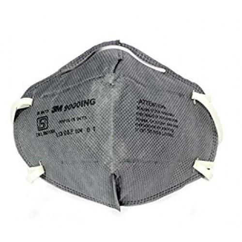 3M 9000ING Dust Moist Respirator*10pcs pack