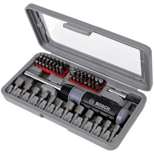 Bosch 46pcs Screwdriver set