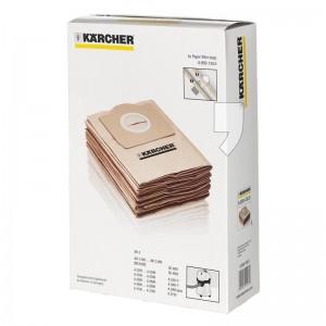 Karcher Paper filter bags 5pcs pack for WD3 MV3