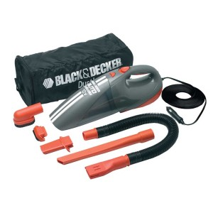 Black Decker ACV1205 Car Vacuum cleaner 12V