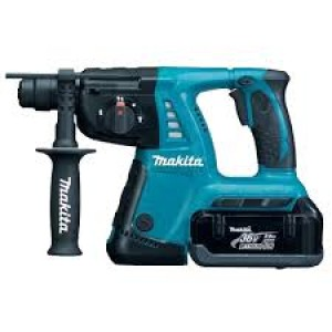 Makita BHR261RD Cordless Combination Hammer