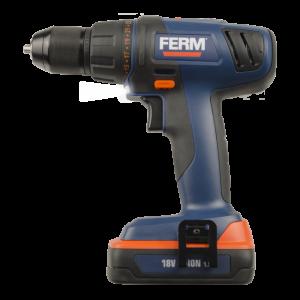 Ferm CDM1114S Cordless Drill Driver 18v Li-ion 10mm