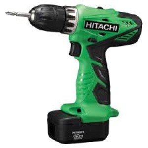 Hitachi DS12DVC Cordless Driver Drills