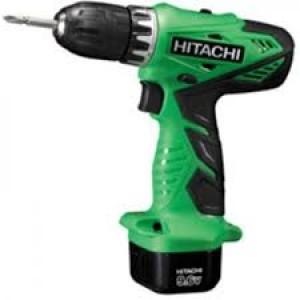 Hitachi DS9DVC Cordless Driver Drills