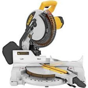Dewalt DW713 Compound Mitre Saw 10inch