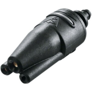 Bosch 3-in-1 nozzle for AQT Car Washers
