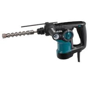 Makita HR2810 Rotary Hammer Drill 800w 28mm 3mode