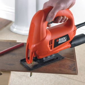 Black Decker KS600E Jigsaw 60mm 450w