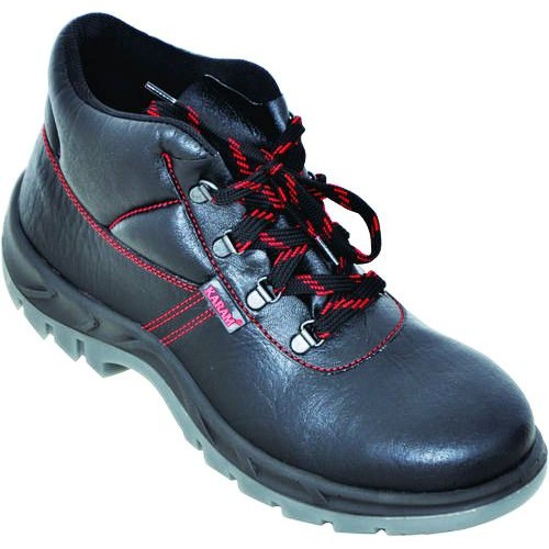Karam GRIPP FS 21 Safety Shoe Leather, PU sole with steel toe