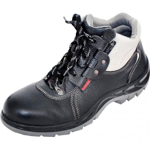 Karam GRIPP FS 22 Safety Shoe Leather, PU sole with steel toe