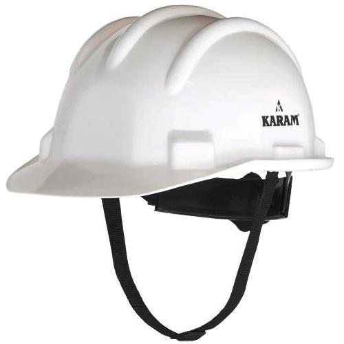 Karam PN521 Safety Helmet with Nape and Ratchet