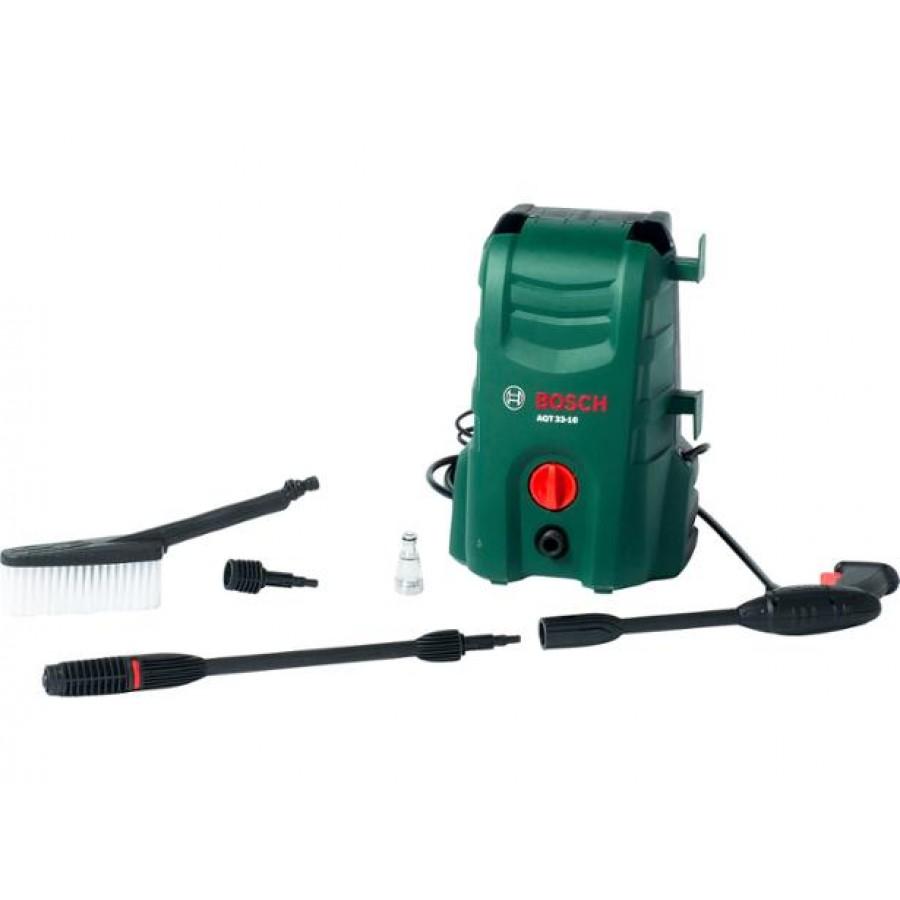 Bosch Aqt 33 10 High Pressure Washer 100bar 1300w
