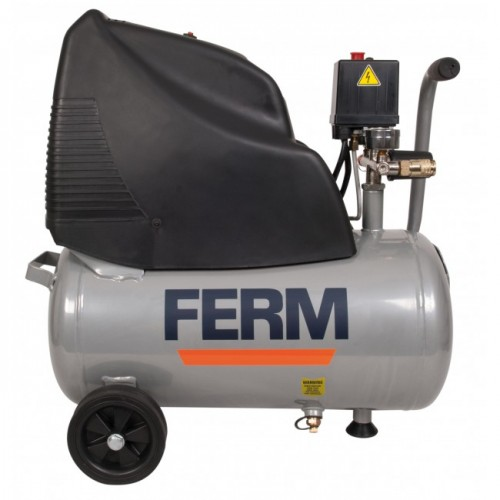 Ferm CRM1039 Air Compressor 3HP 50Ltr