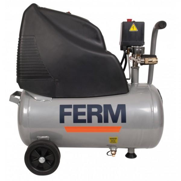 Ferm CRM1042 Oil-Free Air Compressor 1.5HP 24Ltr