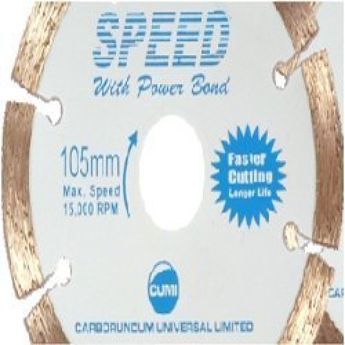 Cumi Speed Diamond saw blade 105mm