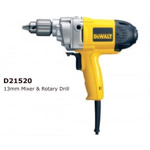 Dewalt D21520 Rotary Drill Mixer 13mm 710w
