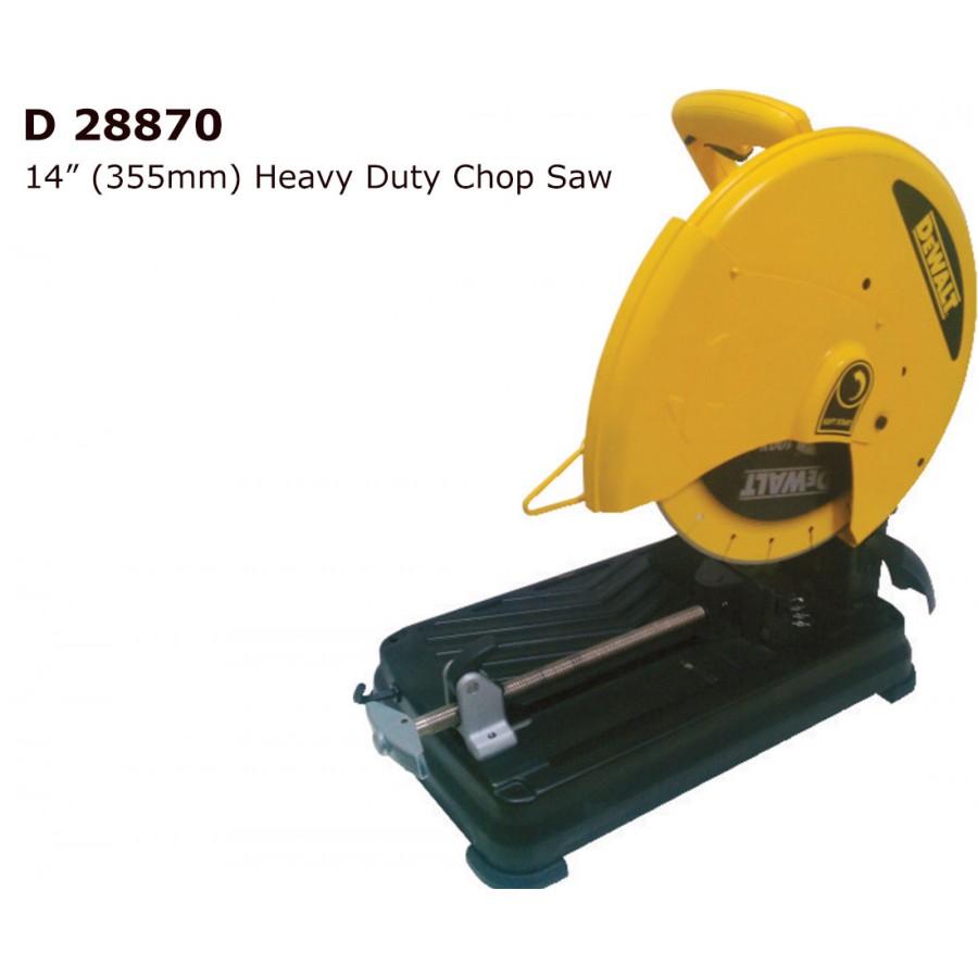 Dewalt D28720 Chop Saw 14inch