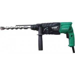 Hitachi DH24PG SDS Plus Rotary Hammer Drill 730w 24mm 2mode