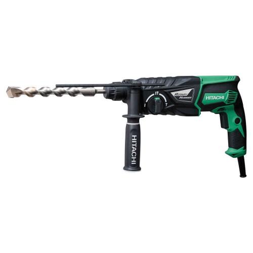 Hitachi DH26PC SDS plus Rotary Hammer Drill 830W 26mm 3Mode