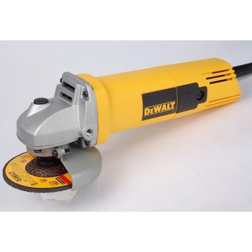 Dewalt DW801 Angle Grinder 4inch 850w