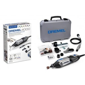 Dremel 4000 Rotary Tool with 69pcs Kit