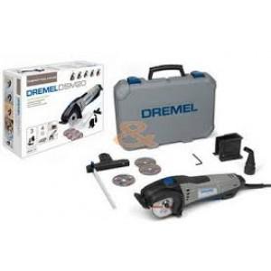 Dremel DSM20 Compact Circular Saw (saw-max) 3inch 710w