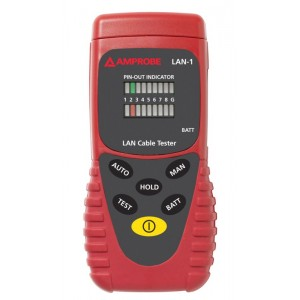 Fluke LAN-1 Lan Cable Tester with LED Display