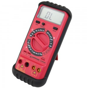 Fluke LCR55A  LCR Meter With Transistor Handheld Component Tester