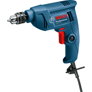 Bosch GBM 6 Professional Rotary Drill 6mm Single speed