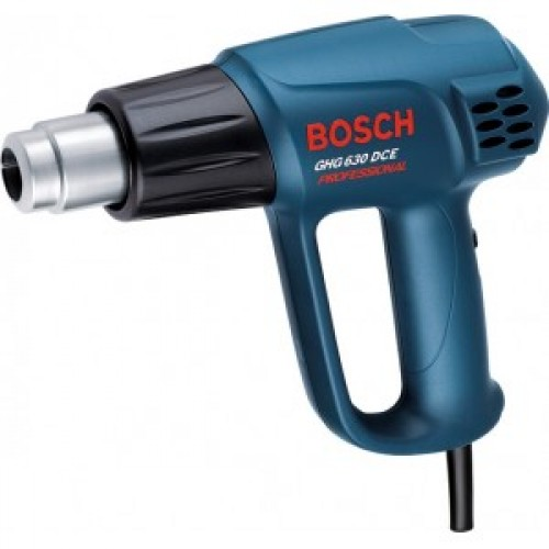 Bosch GHG 630 DCE Professional Hot air gun with LED Display